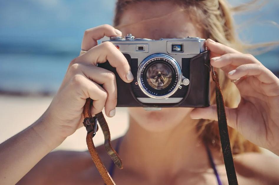 Co obnáší fotografický tábor pro děti