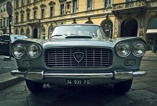 Lancia – italský fenomén