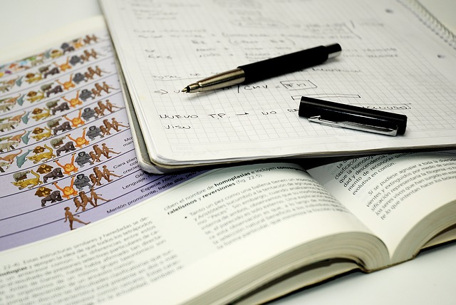 učební materiály