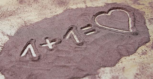 odkaz v písku