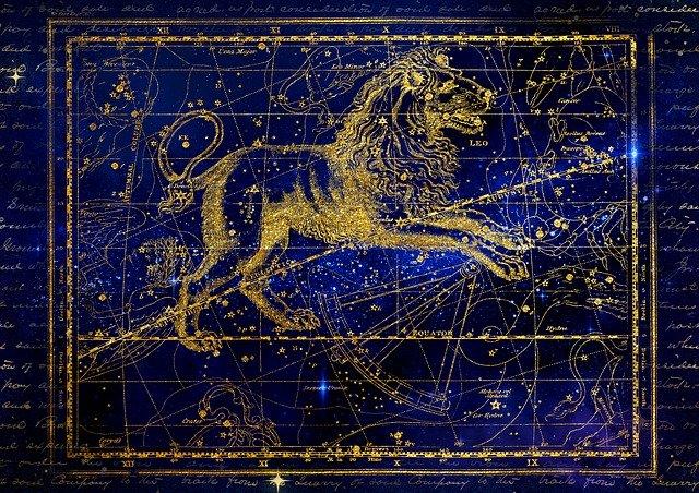 znamení lva