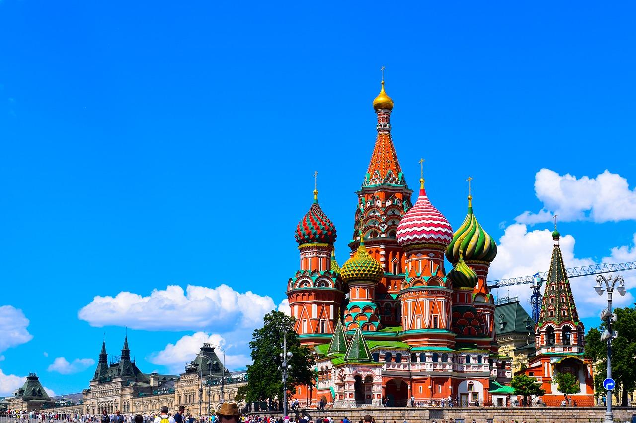 Moskva: Moderní metropole Evropy
