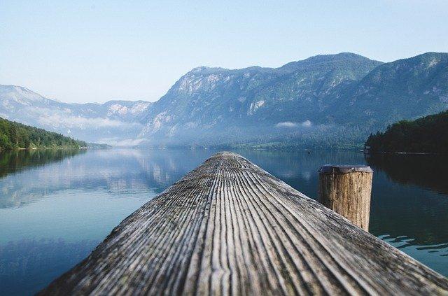 slovinské jezero